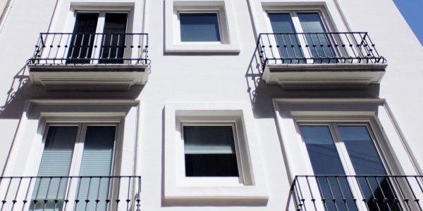 Proyectos integrales de rehabilitación de edificios.