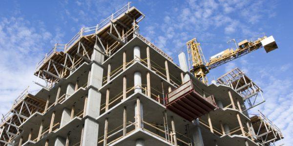 Construcción de viviendas nuevas